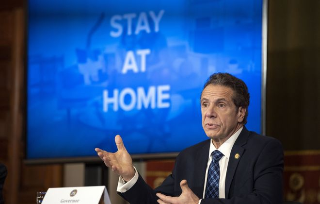 Gov. Andrew M. Cuomo has extended the state's moratorium on evictions until August, creating the need to offer assistance to landlords, as well. (TNS)