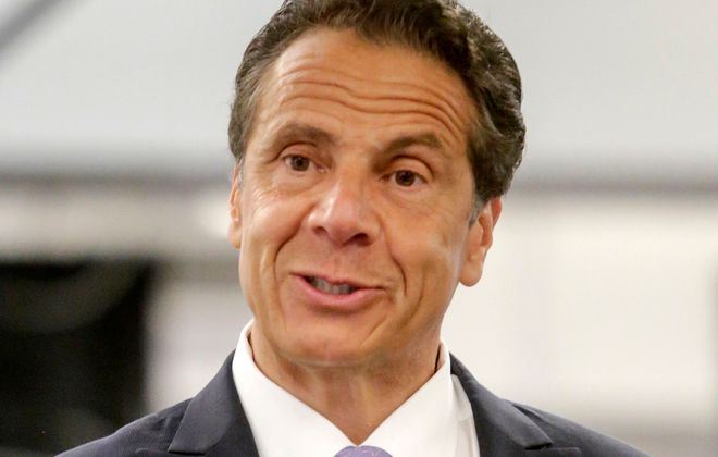 New York Gov. Andrew Cuomo. (New York Daily News/TNS file photo)