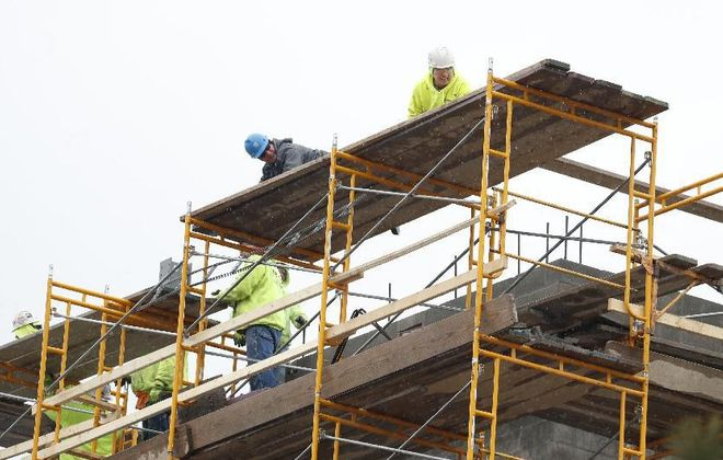 An expanded prevailing wage would apply to many private development projects. (News file photo)