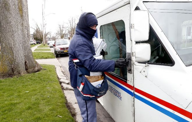 New York needs to learn all the potential pitfalls of voting by mail. (Robert Kirkham/Buffalo News)