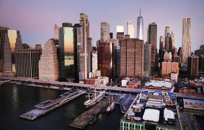 Amid the stresses of the coronavirus pandemic, New Yorkers have been given reason to be proud of their state, whatever  its challenges and shortcomings. (Getty Images)