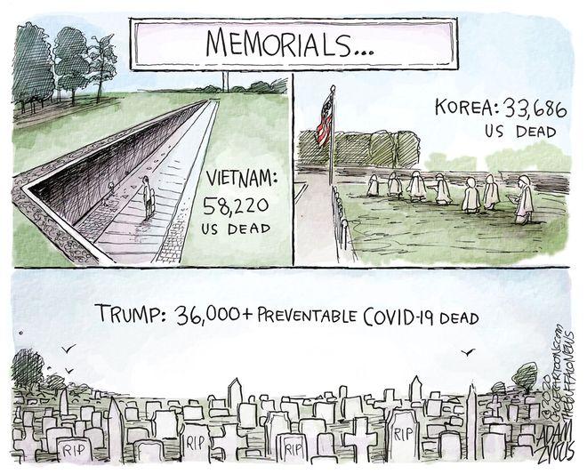 War dead: May 24, 2020