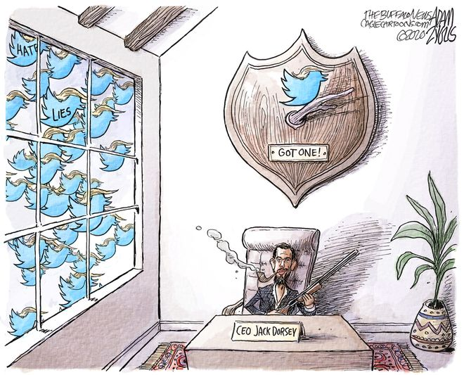 Twitter crackdown: May 31, 2020