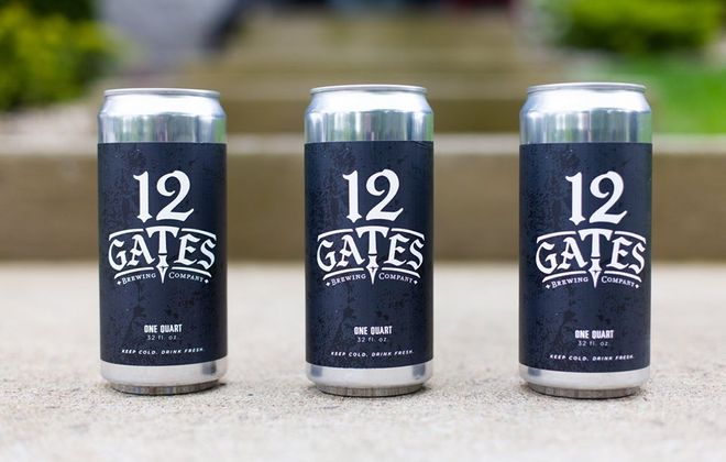 12 Gates has started a new crowler rewards program. (Photo courtesy of 12 Gates)