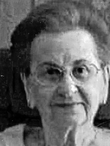 Belle E. DeBruin, 95, active in Temple Beth El