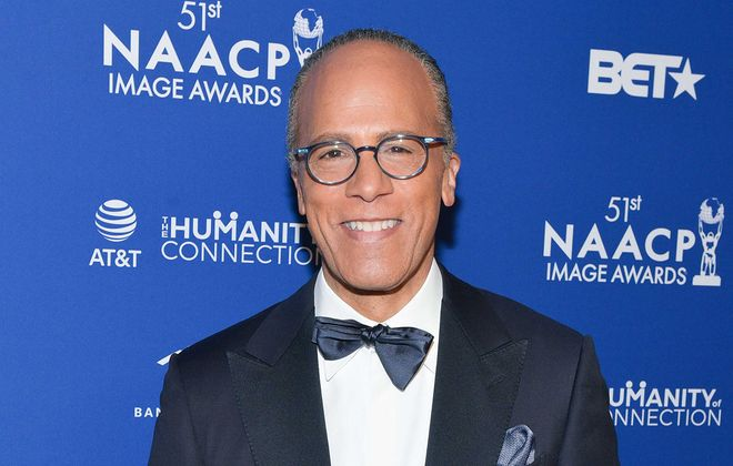 """The NBC Nightly News with Lester Holt"" on WGRZ-TV (Channel 2) was the highest-rated program of the sweeps in Western New York. (Matt Winkelmeyer/Getty Images)"