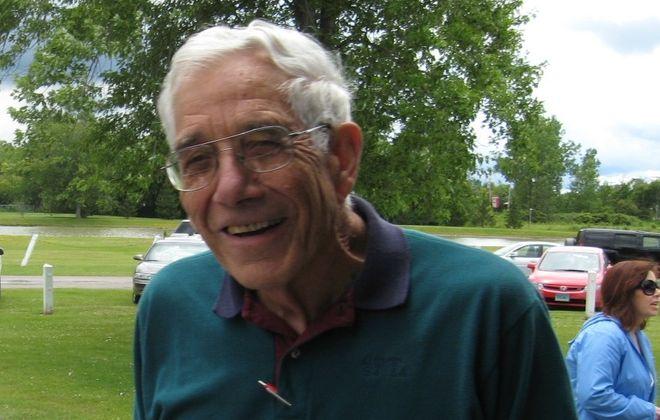 Luigi D'Orazio was 91 when he died from kidney failure stemming from Covid-19 on April 1, 2020 in Millard Fillmore Suburban Hospital, said his son, Brian D'Orazio. (Provided photo)