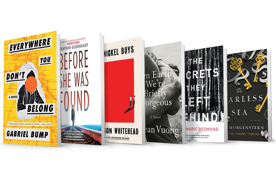6 new books recommended by Buffalo bibliophiles