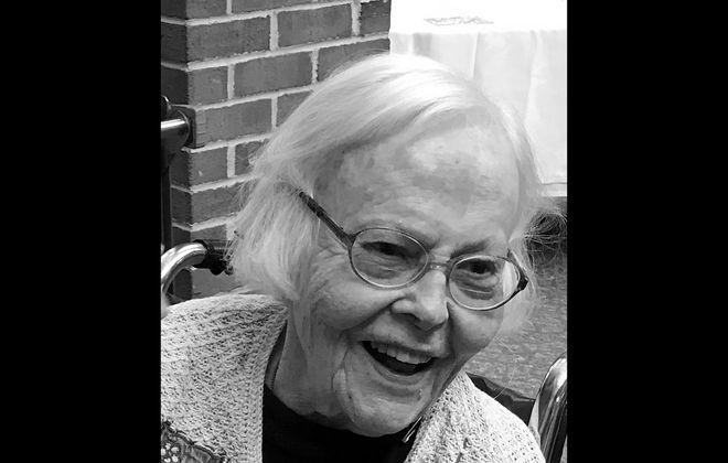 Patricia Rowe. (Photo courtesy of Barbara Rowe)