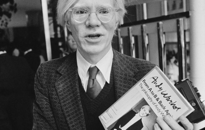 A new nearly 1,000-page book on Andy Warhol is a historic look at his life and influence. (Getty Images)