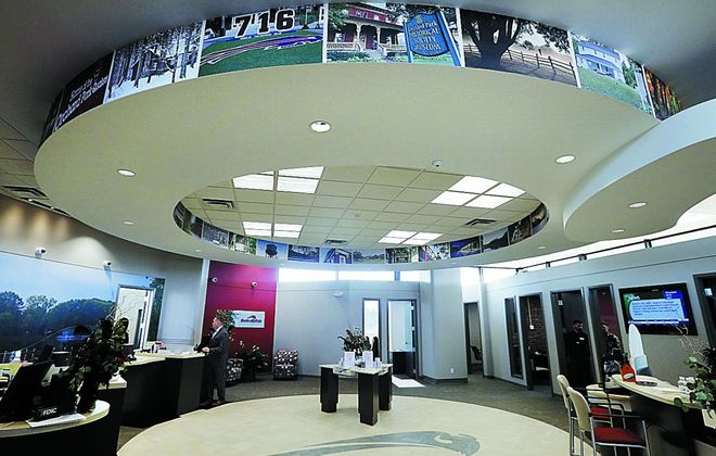 Bank on Buffalo will lift access restrictions on its branches. (Mark Mulville/News file photo)