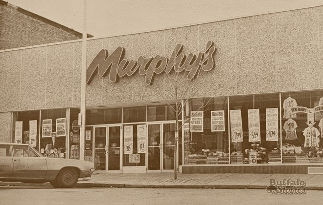 Murphy's in the Village of Lancaster, 1975.