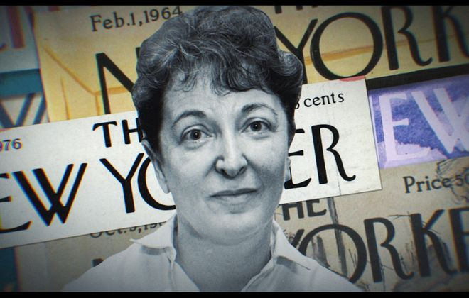"Film critic Pauline Kael gets her due in the documentary ""What She Said: The Art of Pauline Kael."" Director Rob Garver will take part in a Facebook Live presentation with the Buffalo International Film Festival. (Photo courtesy Juno Films)"