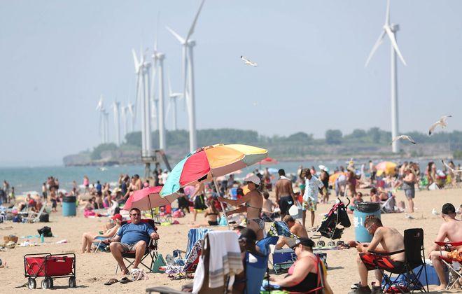 Woodlawn Beach in Hamburg. (Sharon Cantillon/News file photo)