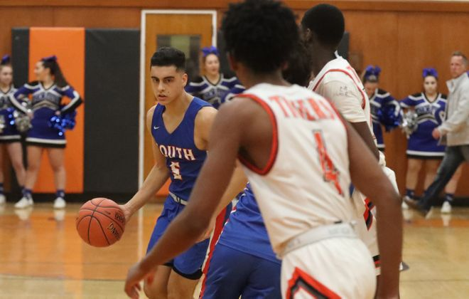 Williamsville South's Michael DiGiulio is heading to Kent State. (James P. McCoy/Buffalo News file photo)