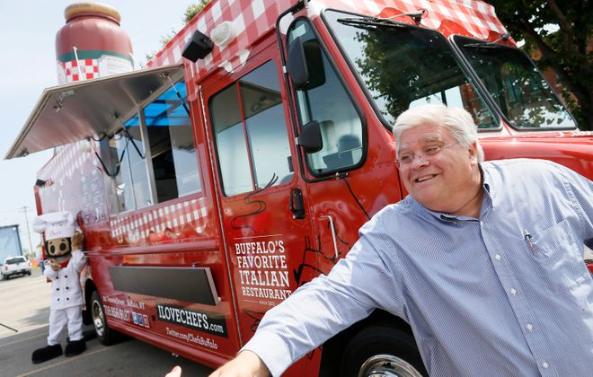 Chef's co-owner Lou Billittier Jr. has announced his retirement after a Facebook post he wrote in support of police stirred online outrage. (Derek Gee/News file photo)