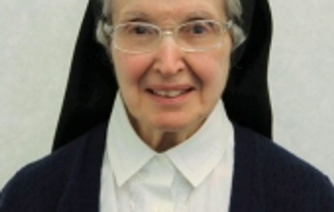 Sister M. Frances Joseph Piazza, 86, registered nurse and nursing administrator