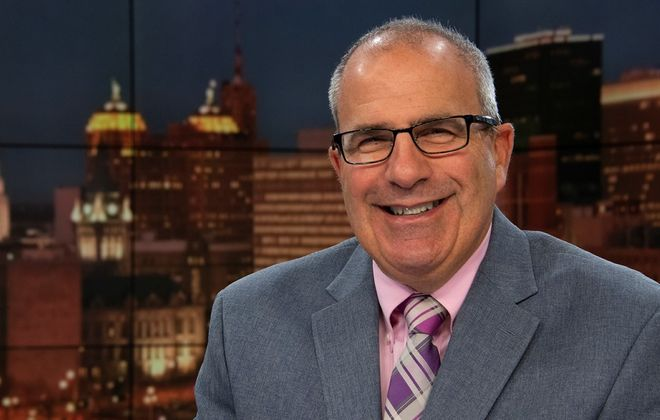 Stu Boyar has retired after 35 years in local television at WGRZ Channel 2. (Photo courtesy WGRZ)