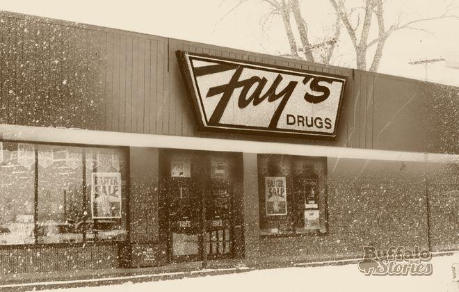A Fay's Drugs location. (Buffalo Stories)