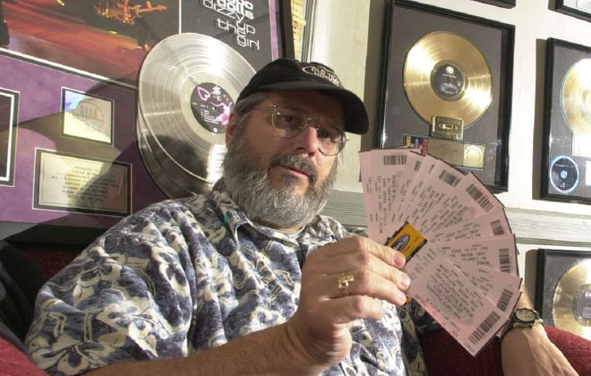 """Of Bruce Moser, Jeff Miers writes his """"passing leaves a void that will be difficult to fill. It's hard to imagine a Buffalo music scene without him."""" (Sharon Cantillon/News file photo)"""