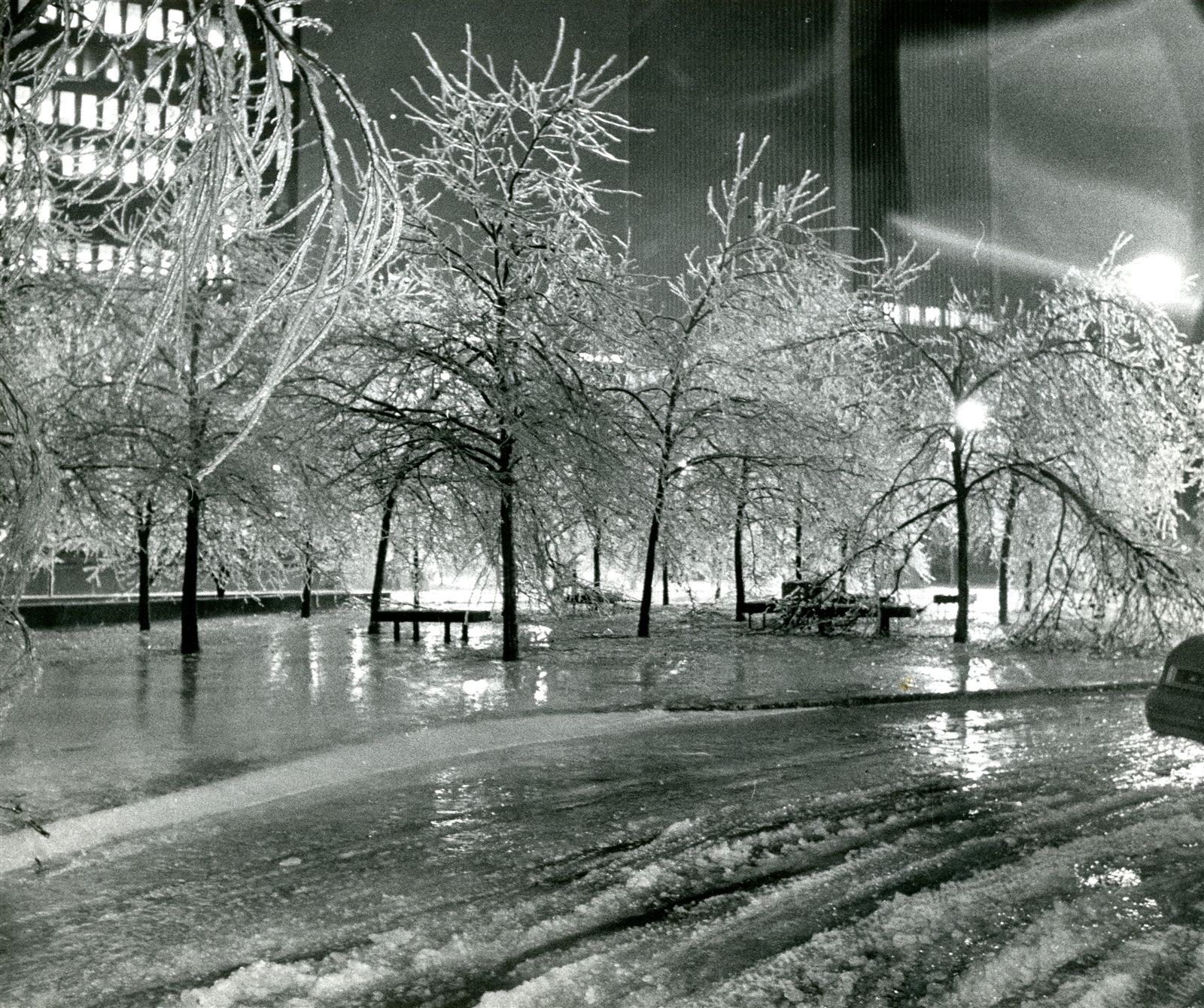 10. The Ice Storm of 1976 -- It would be even more memorable if not for what happened 10 months later.