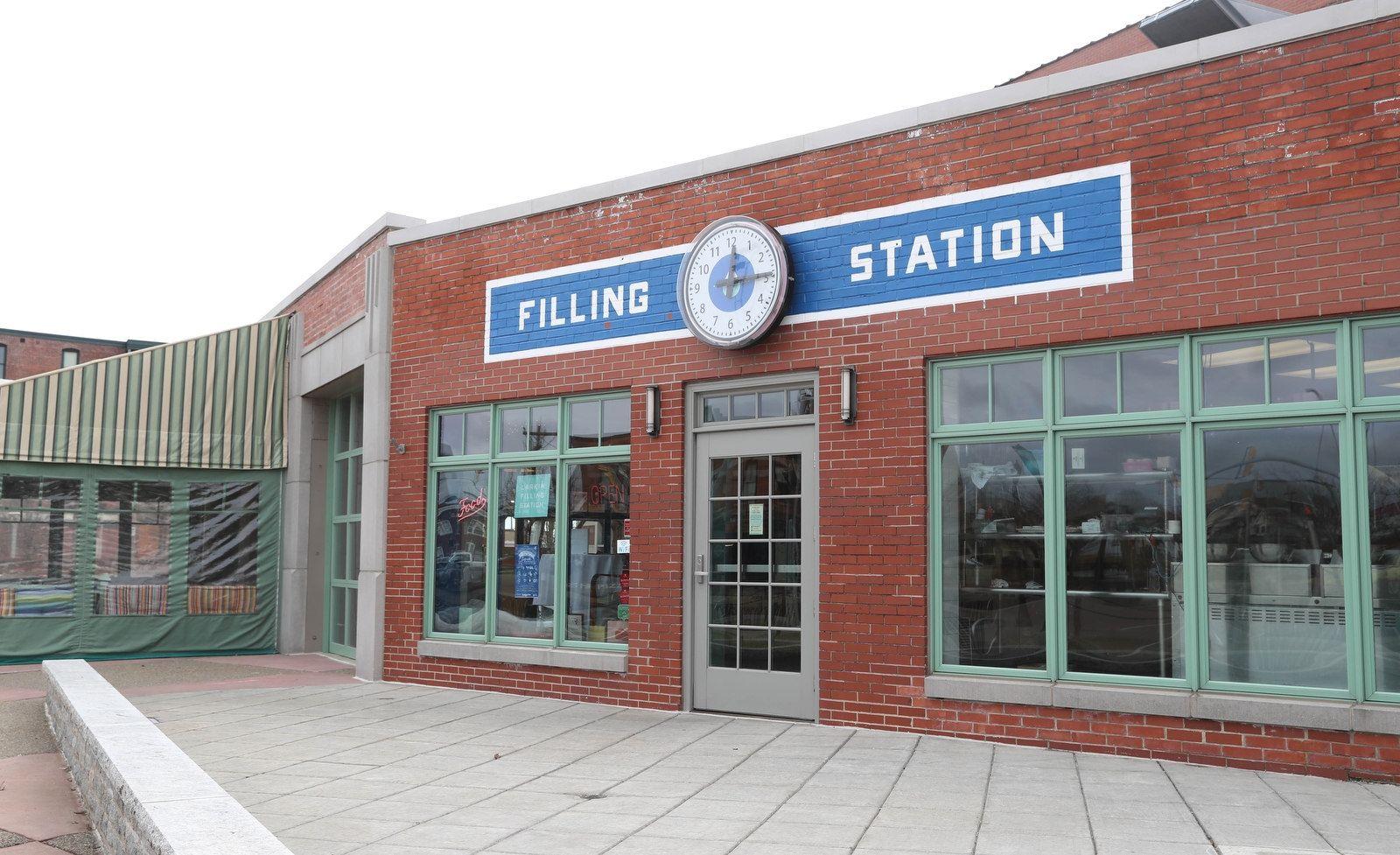 Filling Station is at 745 Seneca St.