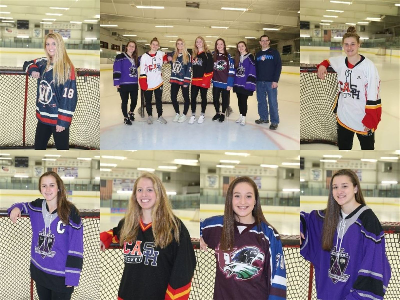 After another memorable hockey season, these were the top girls hockey players in the Western New York Hockey Federation.