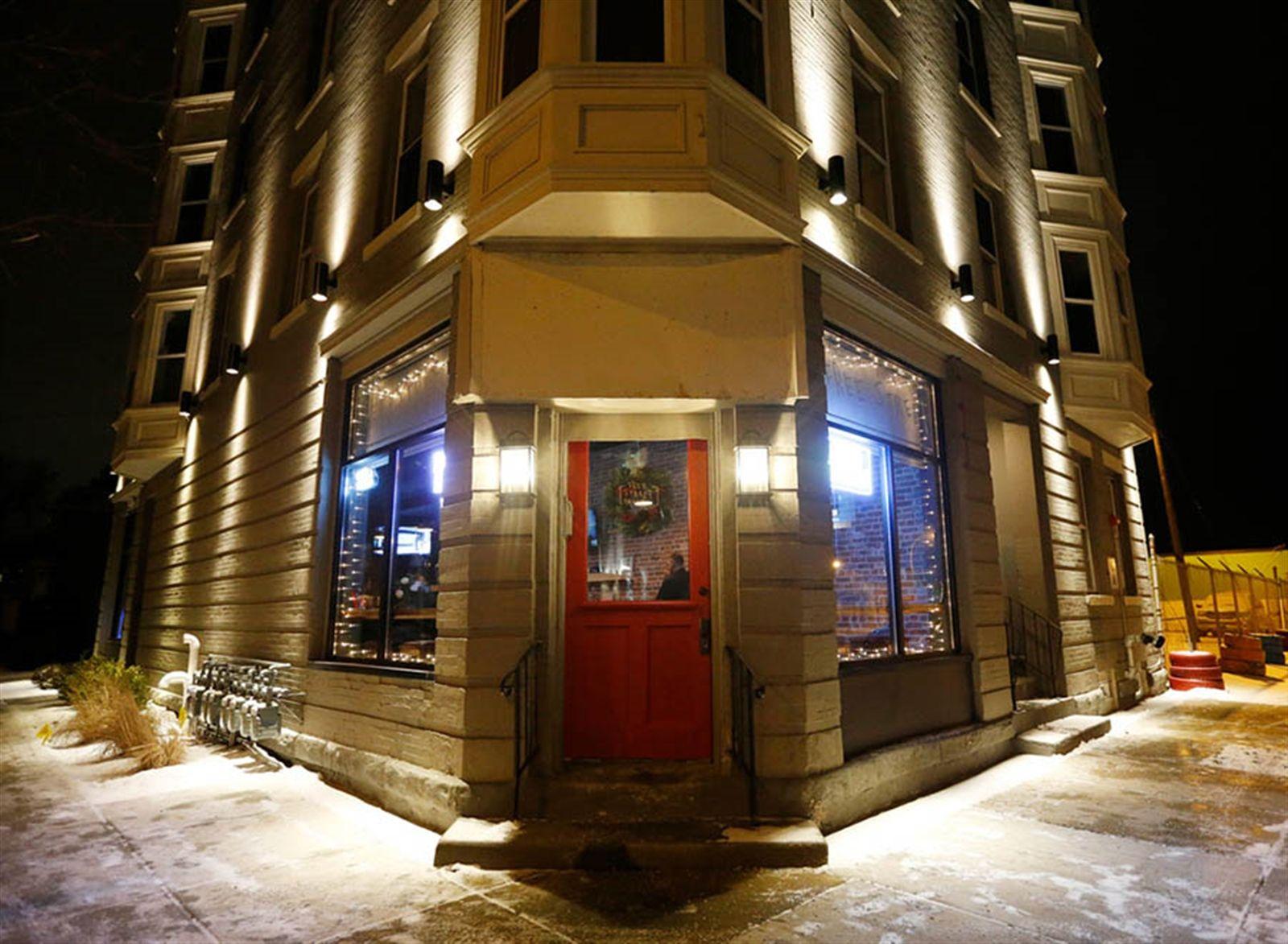 Free Street Tavern is a new neighborhood bar at 1469 Niagara St.